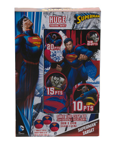 Super Hero Throw And Stick Game