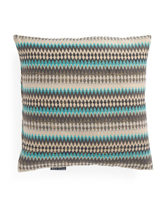 20x20 Canyon Metallic Pillow