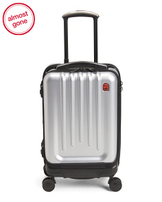 20in Space Case Smart Suitcase