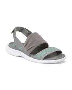 Adjustable Slingback Sport Sandals