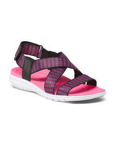 Wide Size Comfort Sandals