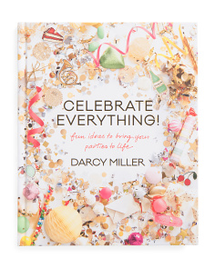 Celebrate Everything Lifestyle Book
