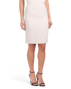 Mish Matte And Shine Pencil Skirt