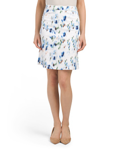 Nelly Printed Day Skirt