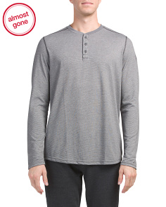 Threadborne Knit Henley