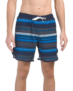 Stretch Volley Swim Shorts