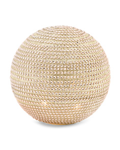 Large Jeweled Gaze Ball