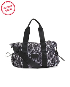 Becca Large Snake Active Tote