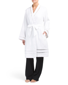 Short Spa Robe
