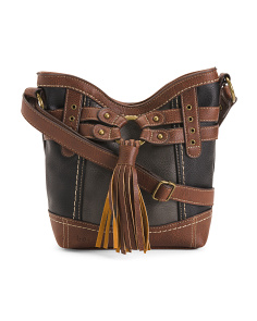 Brantley Tassel Crossbody