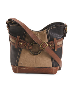 Brimfield Ring Crossbody