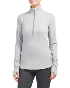 Threadborne Streaker Half Zip Top