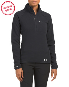 Wintersweet Half Zip Top