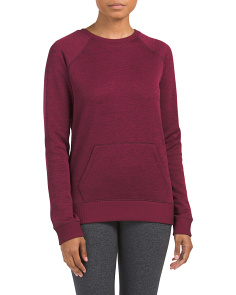 Storm Sweaterfleece Top