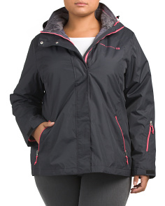Plus 3-in-1 Systems Jacket