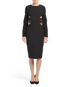 Renee Side Cut Out Dress
