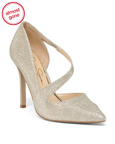 D'orsay Dress Pumps