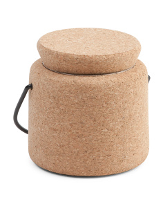 Made In Portugal Cork Ice Bucket
