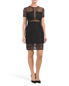 Made In USA Lace Want To Be Dress