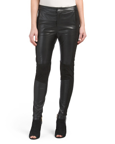 Adalyn Faux Leather Pants