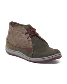 Full Grain Leather Comfort Shoes