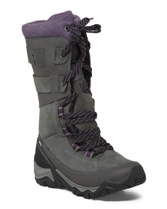 Cold Weather High Shaft Boots