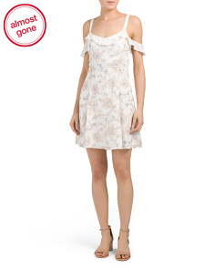 Juniors Lace Dress