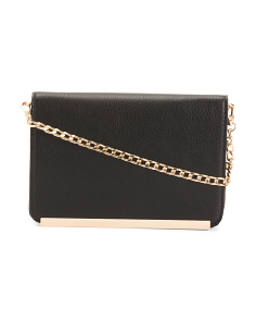 Metallic Crossbody