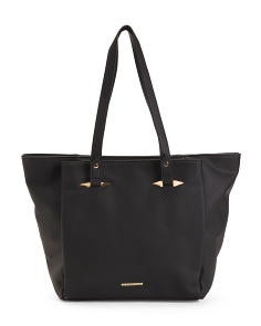 Multi Pocket Wing Tote