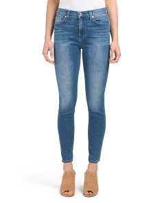 Gwenevere High Waisted Ankle Jeans