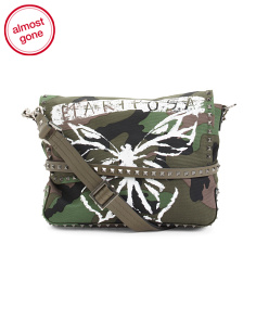Made In Italy Mariposa Crossbody