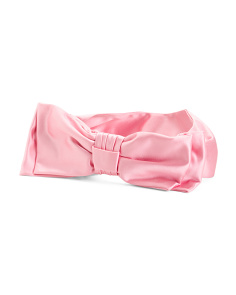 Made In Italy Silk Milo Headband