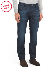 The Straight Tapered Jeans