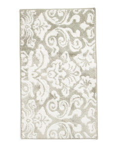 Made In India Microfiber Bath Rug