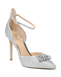 Ankle Strap D'orsay Occasion Pumps