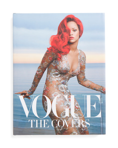 Vogue The Covers Coffee Tablebook