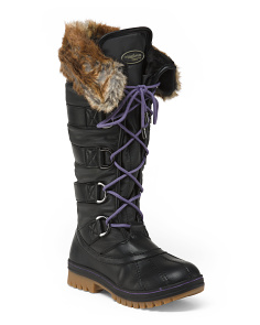 High Shaft Winter Boots
