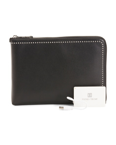 Rio Tech Leather Sleeve