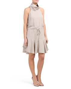 Australian Designer High Neck Dress