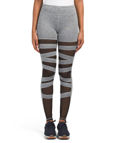 Ballerina Mesh Leggings