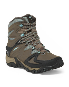 Waterproof And Insulated Traction Control Boots