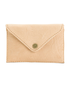 Glove Small Leather Pouch