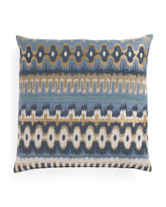 Made In USA 22x22 Contemporary Pillow