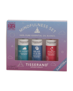 3pk Mindfulness Essential Oil Set