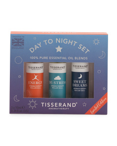 3pk Day To Night Essential Oil Set