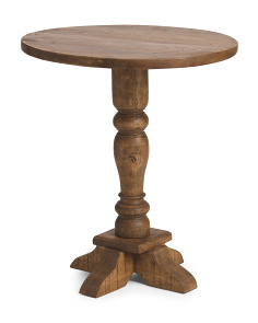 Made In India Trentino  Round Table