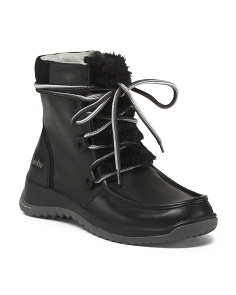 Leather Waterproof Boots
