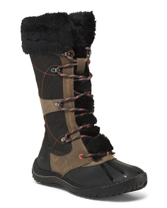 Waterproof High Shaft Boots