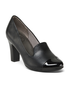 Patent Toe Pumps