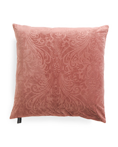 20x20 Embossed Pillow